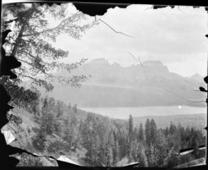Brooks Lake in Wyoming, 1896