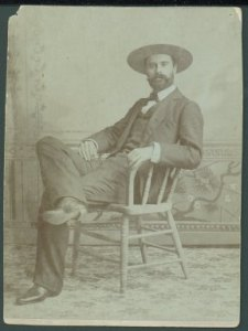 Owen Wister, undated