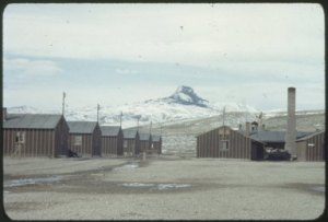 Heart Mountain Relocation Center (circa 1942-1944), from Bill Manbo Papers