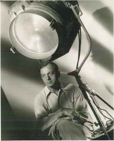 """A young Ernest Laszlo.  Ernest Laszlo papers, Box 6, Folder """"Miscellaneous Photographs,"""" #8660. UW American Heritage Center."""