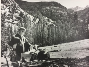 Mass in the Wilderness - High Sierra