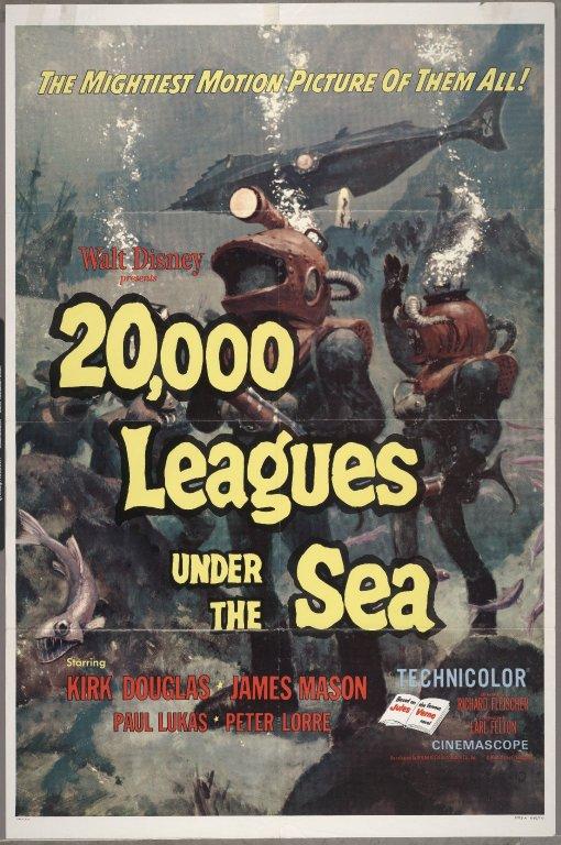 20000 leagues