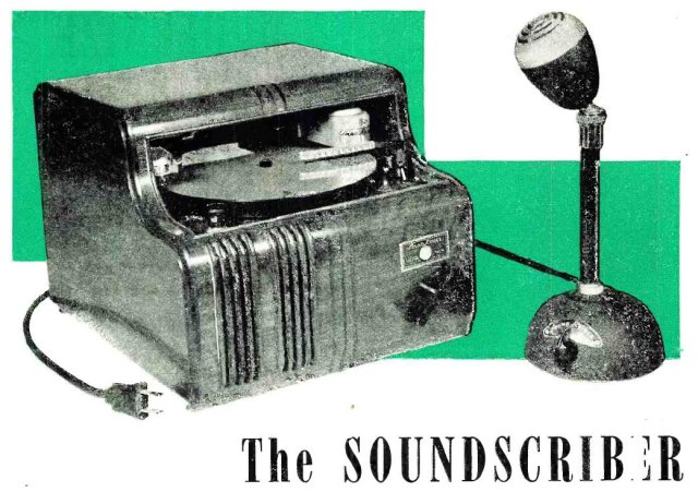 Soundscriber_dictation_machine
