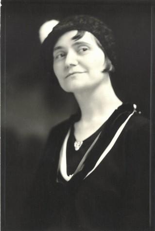 Ann Winslow Portrait